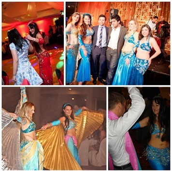 Hire a belly dancer Melbourne Arabic