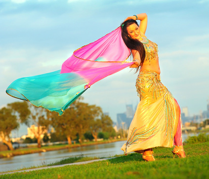 Melbourne Belly dancers