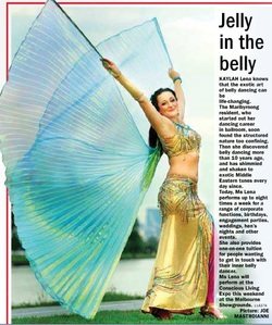 Hire bellydancers in Melbourne
