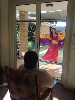 Aged Care Window Therapy Melbourne